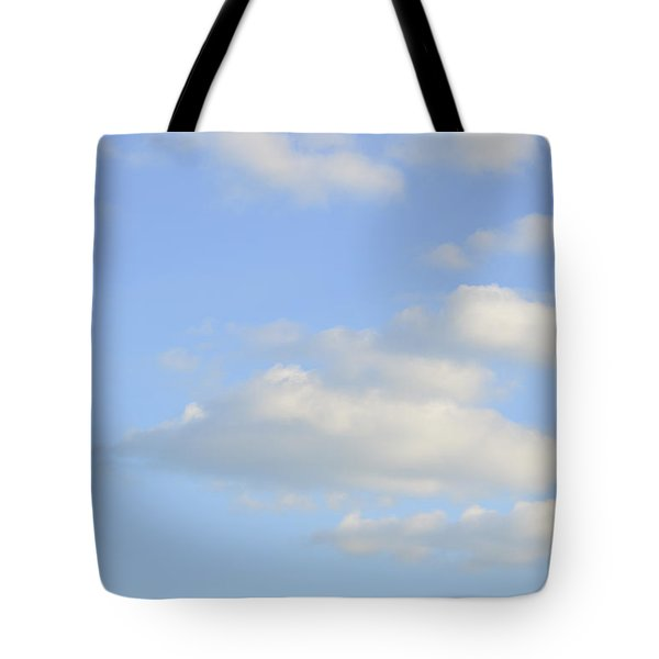 Say Vertical Tote Bag