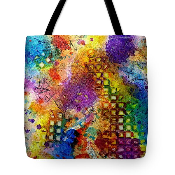 Say You Will Tote Bag