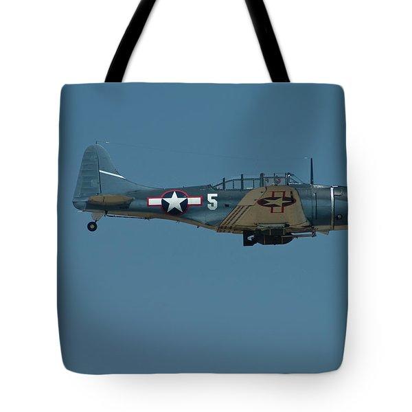 Sbd In Flight Tote Bag
