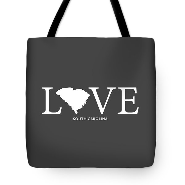 Sc Love Tote Bag
