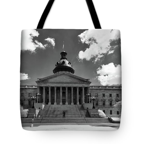 Sc State House - Ir Tote Bag