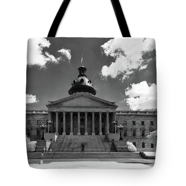 Sc State House - Ir Tote Bag