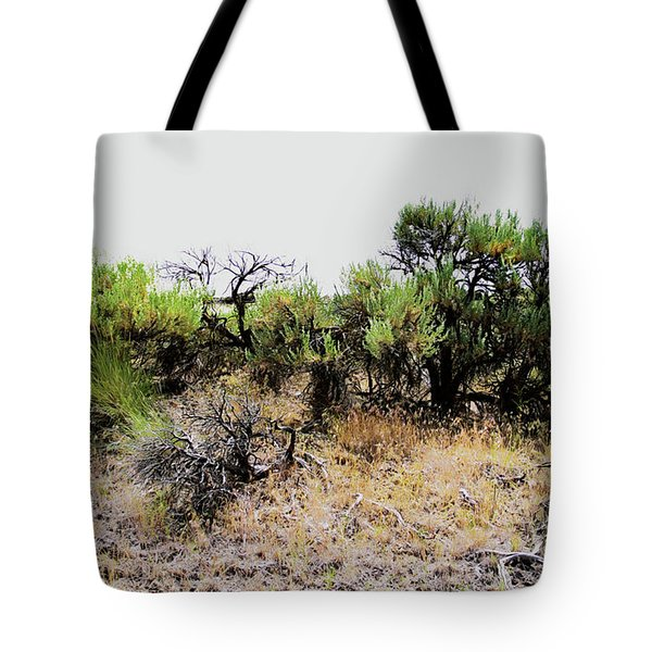 Scablands  Tote Bag