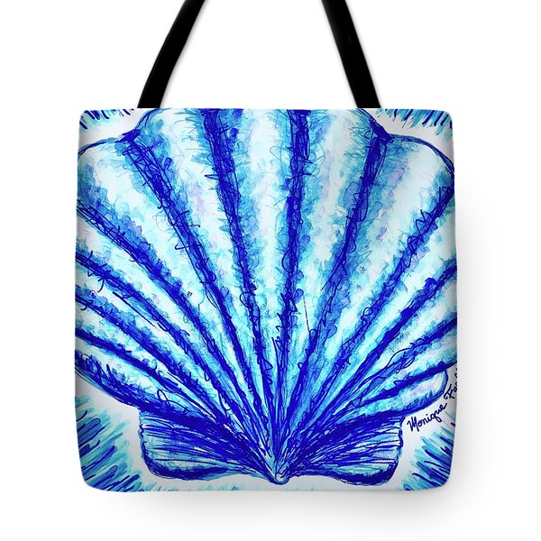 Scallop Tote Bag