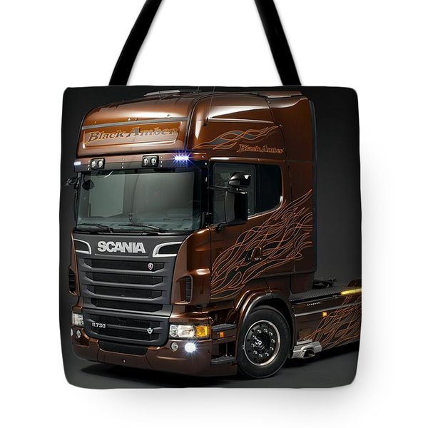 Scania Tote Bag