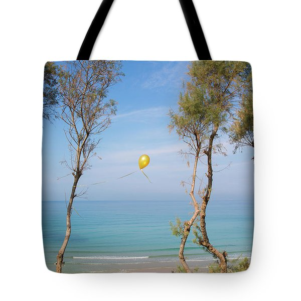 Scapes Of Our Lives #11 Tote Bag