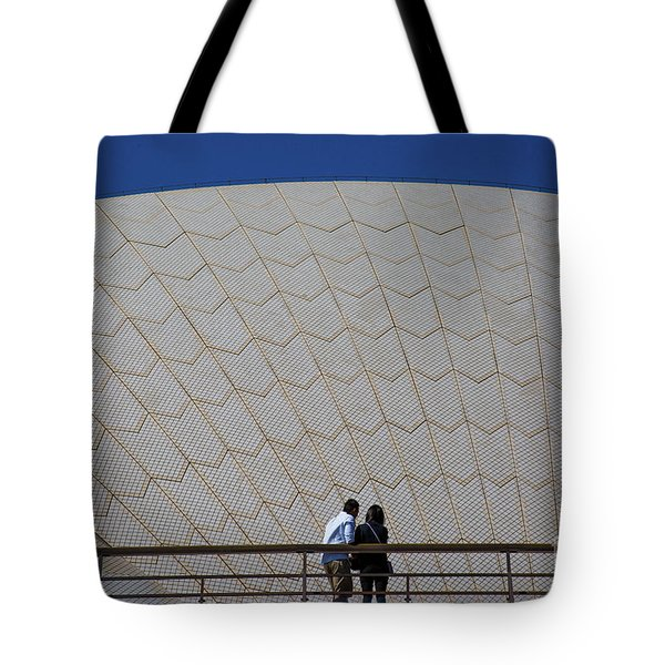Scapes Of Our Lives #21 Tote Bag