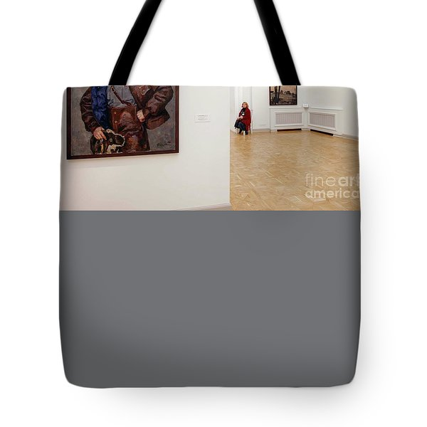 Scapes Of Our Lives #26 Tote Bag