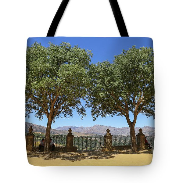Scapes Of Our Lives #29 Tote Bag