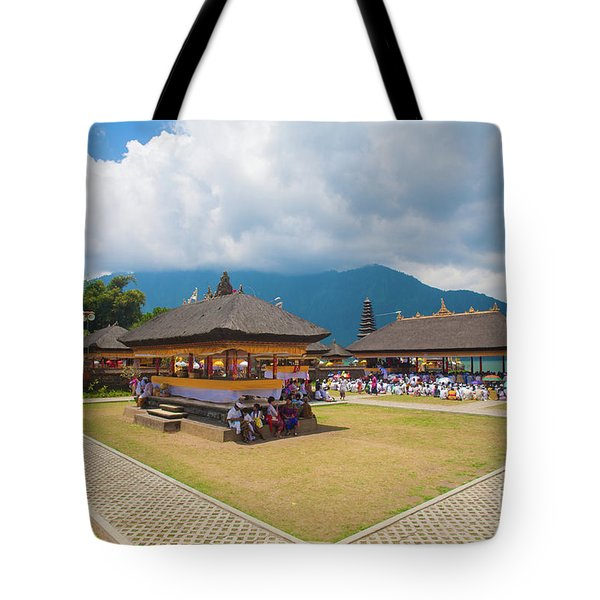 Scapes Of Our Lives #30 Tote Bag