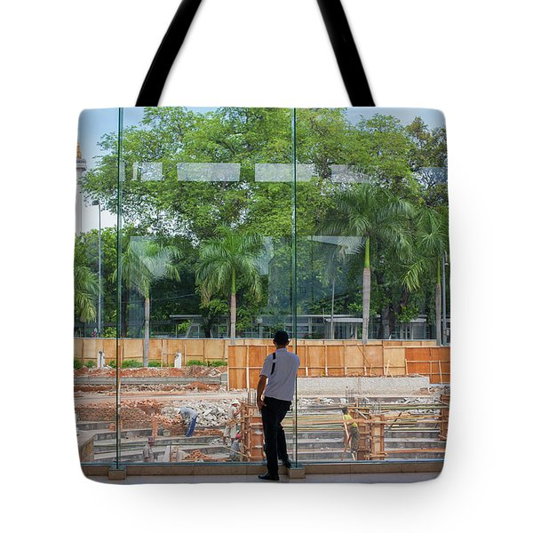 Scapes Of Our Lives #7 Tote Bag