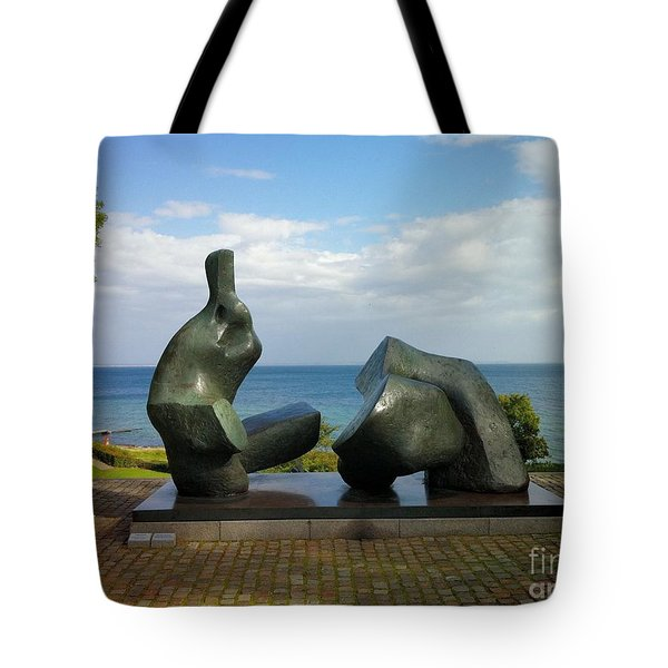Scapes Of Our Lives #9 Tote Bag