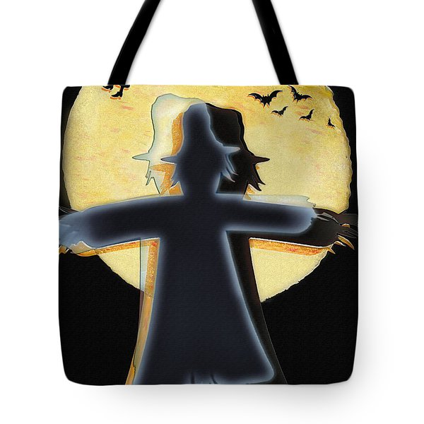 Scarecrow - Longing To Fly Tote Bag