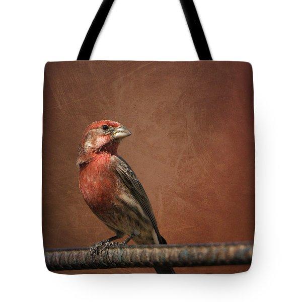 Scarlet  Tote Bag