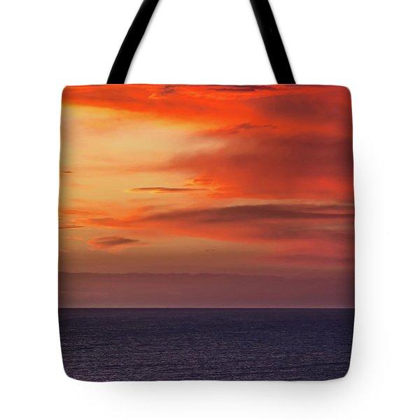 Scarlet Moods Tote Bag