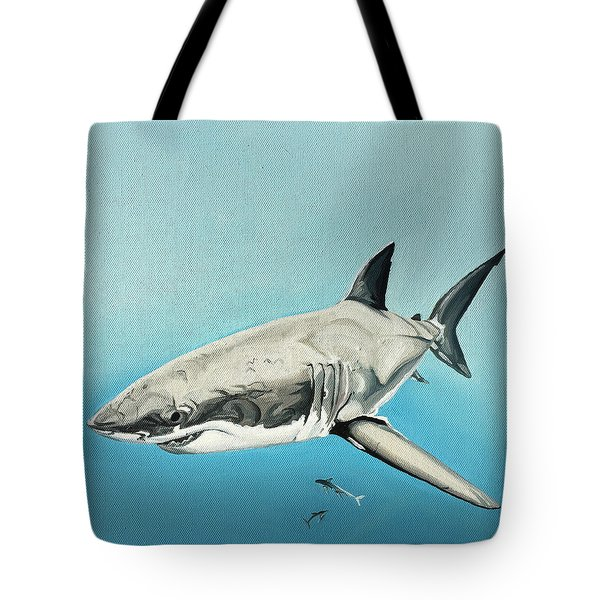 Scarlett Billows Tote Bag
