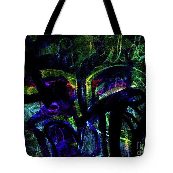 Scary Face-1 Tote Bag