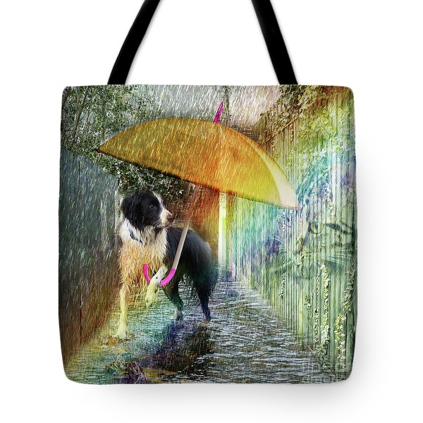 Tote Bag featuring the photograph Scary Graffiti by LemonArt Photography