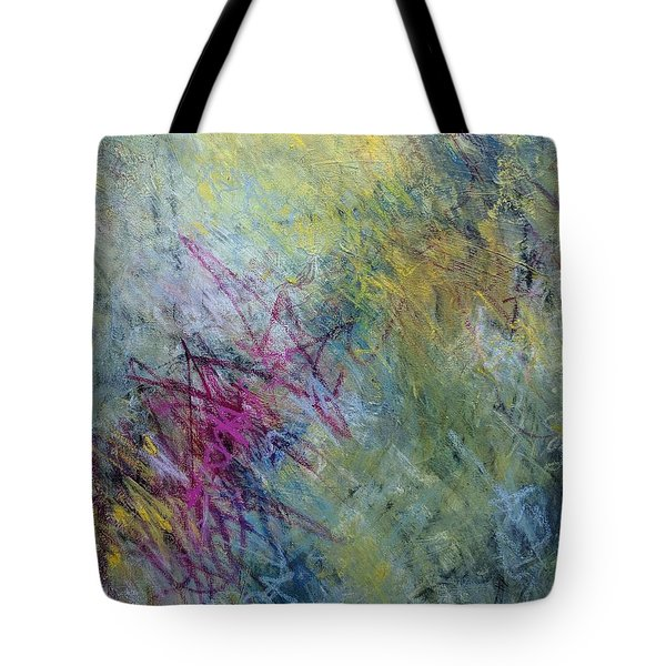 Scatter Tote Bag
