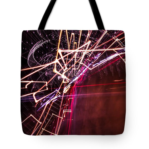 Scatter  Tote Bag by Micah Goff