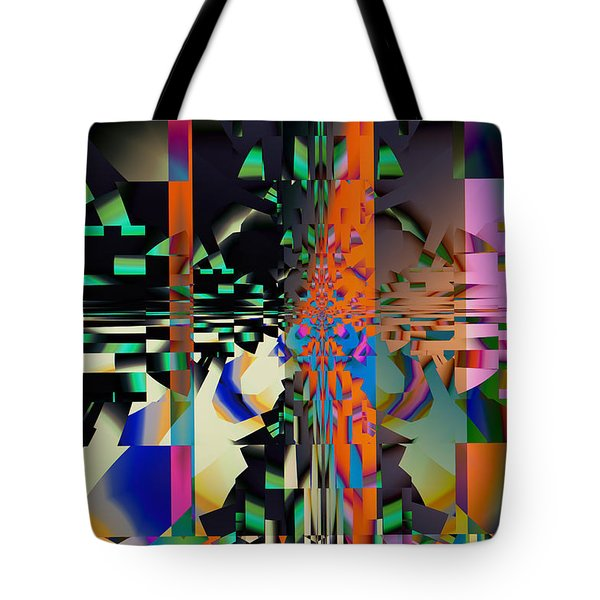 Scattered Dreams Tote Bag by Jim Pavelle