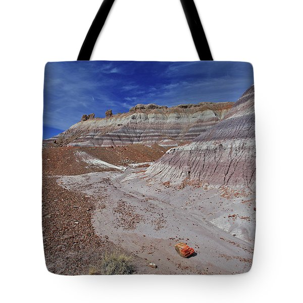 Scattered Fragments Tote Bag by Gary Kaylor