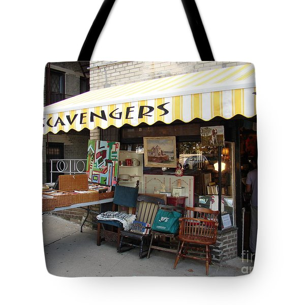Scavengers Tote Bag