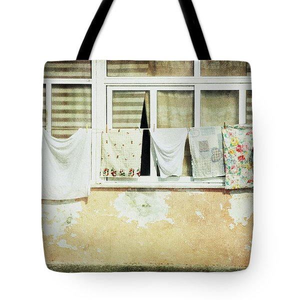 Scene Of Daily Life Tote Bag