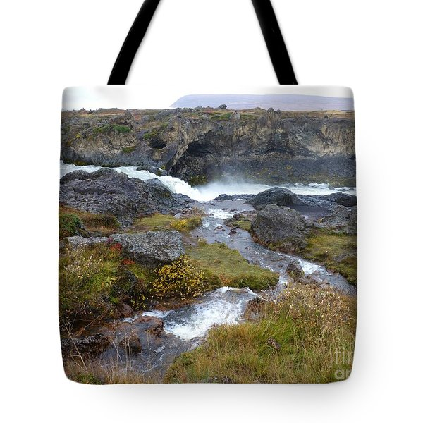 Scenic Intersection Tote Bag