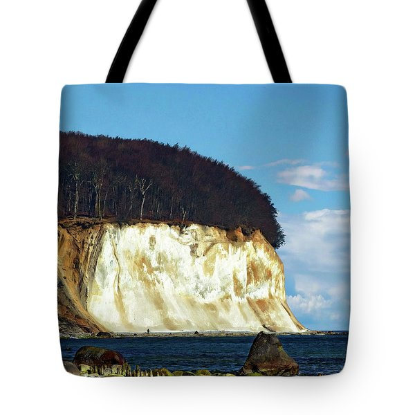 Scenic Rugen Island Tote Bag