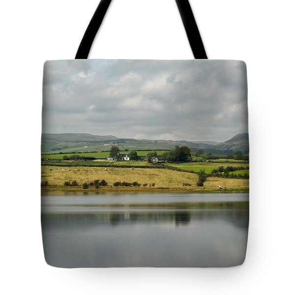 Scenic Scotland Tote Bag by Amy Fearn