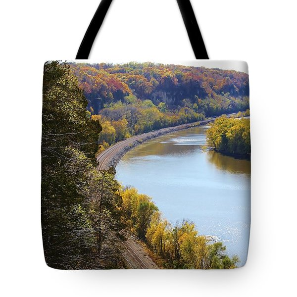 Scenic View Tote Bag by Bruce Bley
