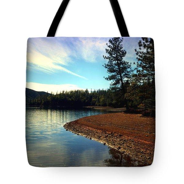 Scenic Whiskeytown Lake Tote Bag