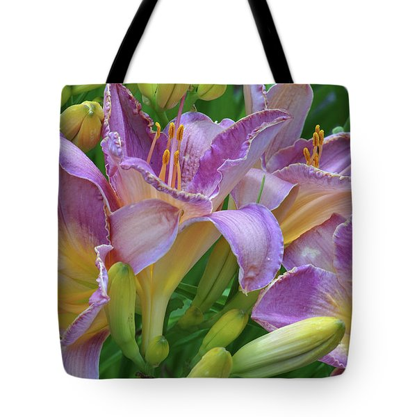 Scent Of A Lily Tote Bag