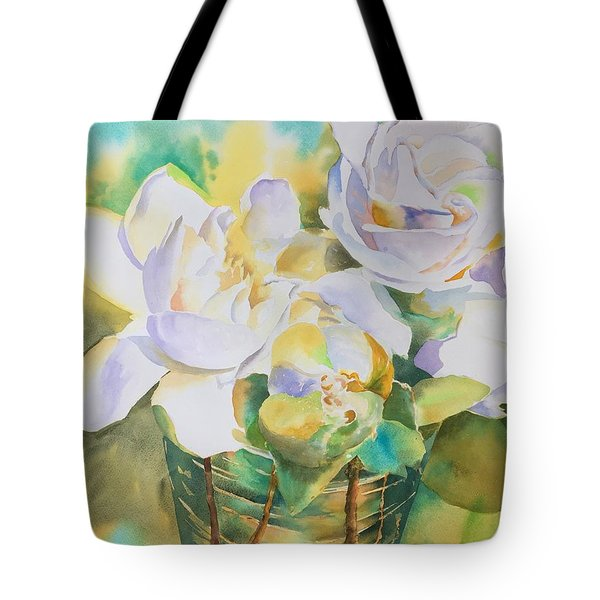 Scent Of Gardenias  Tote Bag