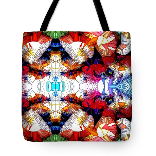 Scent Of The Angels Tote Bag