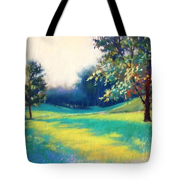 Scent Of The Fond Memory Tote Bag