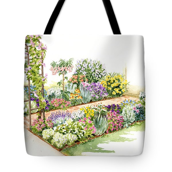 Scented Segue Tote Bag