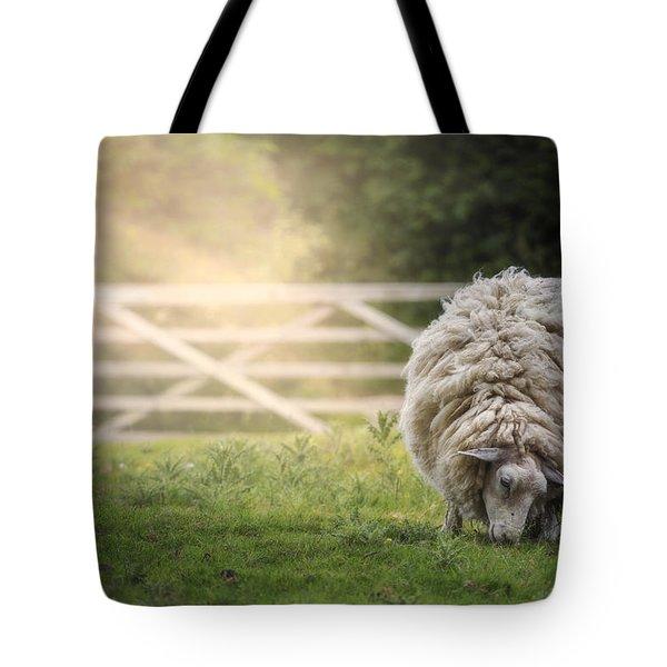 Sheep Tote Bag