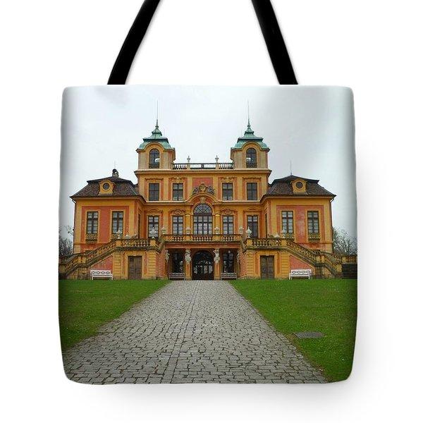 Schloss Favorite, Ludwigsburg, Stuttgart, Germany Tote Bag