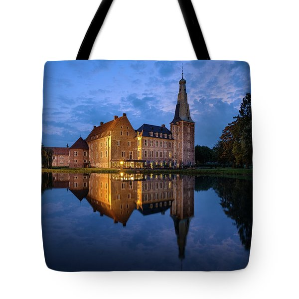 Schloss Raesfeld Tote Bag