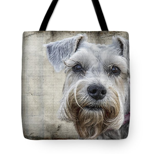 Schnauzer Fellow Tote Bag
