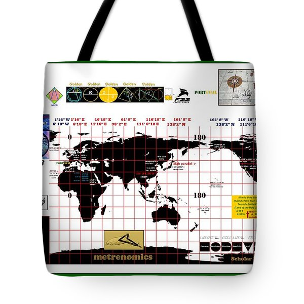 Scholar Navig8rs Tote Bag