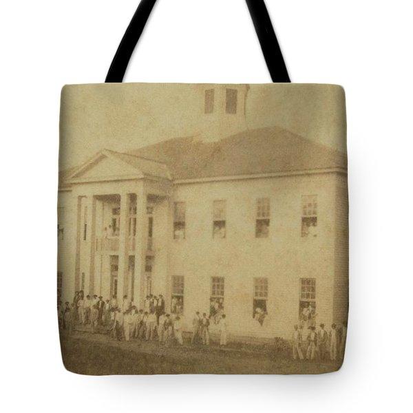 School 1901 Tote Bag
