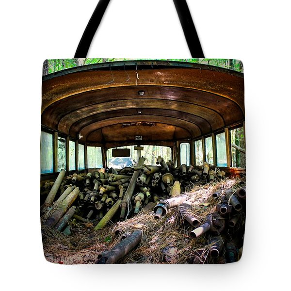 School Dayze Tote Bag
