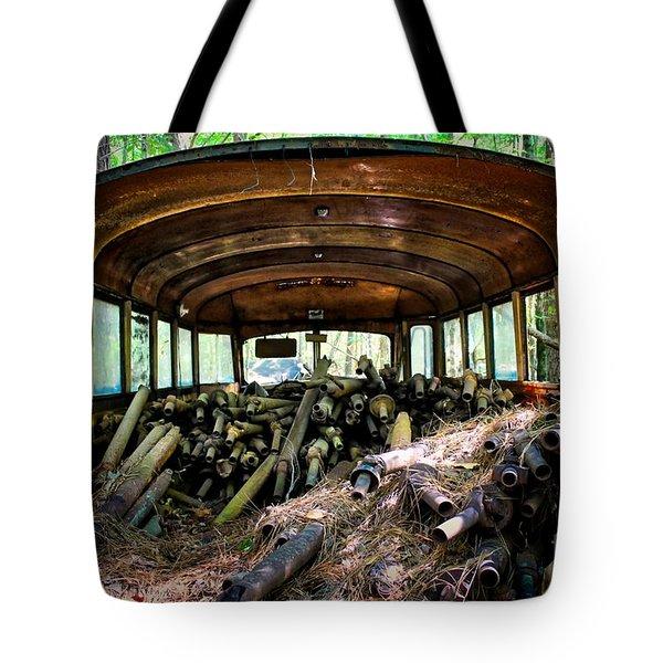 School Dayze Tote Bag