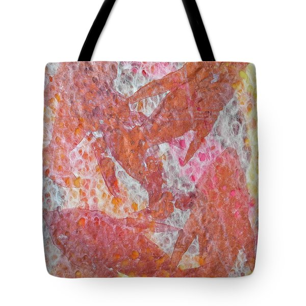 Tote Bag featuring the painting Schooled by Michele Myers
