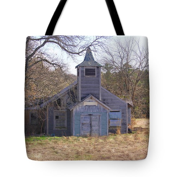Schoolhouse#3 Tote Bag