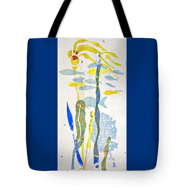 Schooling Tote Bag