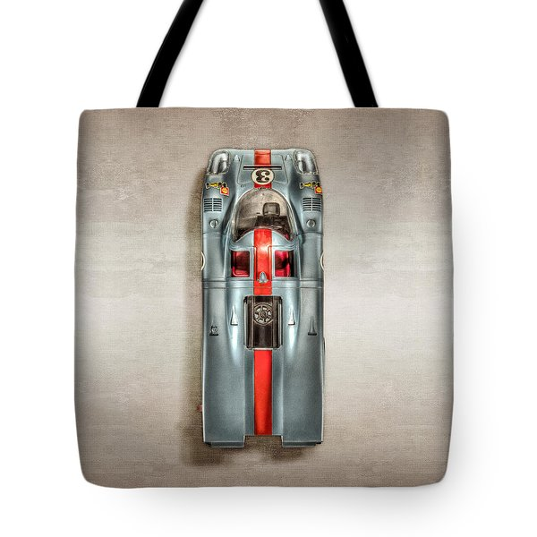 Schuco Porsche 917 Top Tote Bag